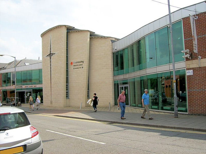 The Crossing Church & Centre, Worksop